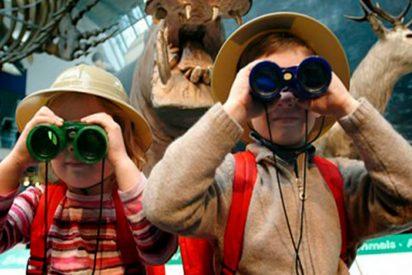 El niño de 10 años que corrigió un error al Museo de Historia Natural de Londres