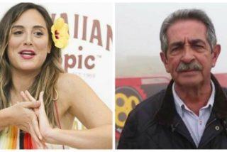 La 'pija' de Tamara Falcó le mete un 'anchoazo' al bocachancla de Revilla por masacrar a Enrique Iglesias