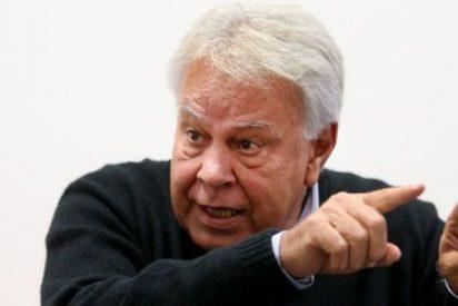 """Felipe González: """"El diálogo de Zapatero ha generado más presos en Venezuela"""""""