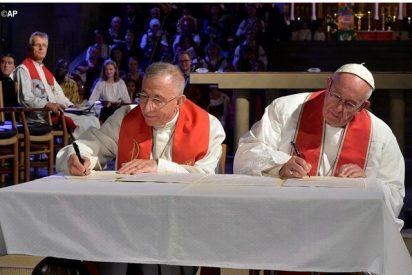 Las Iglesias reformadas se suman a la Doctrina de la Justificación