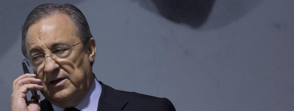 Florentino Pérez le levanta un jugador al Barça: ¡Ya está fichado por el Real Madrid!