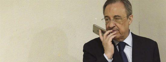 Florentino Pérez tira de talonario (a lo grande) para frenar una fuga del Real Madrid