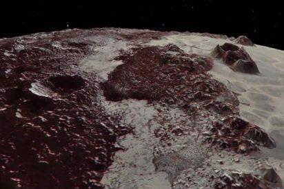 [VÍDEO] Así es Plutón y Caronte sobrevolado por New Horizons
