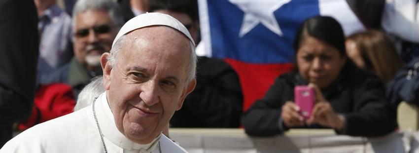 """Chile espera que el viaje del Papa """"deje un legado para los próximos años"""""""