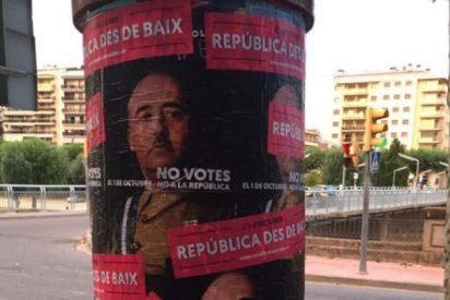 Franco 'apoya' la última campaña en Cataluña para impulsar el referéndum