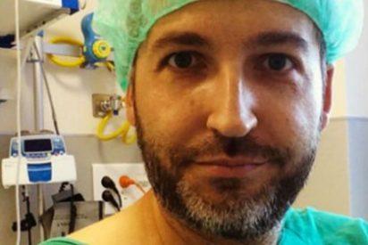 Alarma en las redes sociales por el ingreso de Frank Blanco en el hospital: ¿Qué le ha pasado?