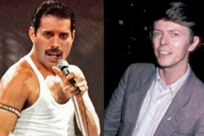Aparecen grabaciones inéditas de David Bowie con Freddie Mercury