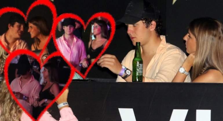 Froilán y su novia a ritmo de Juan Luis Guerra