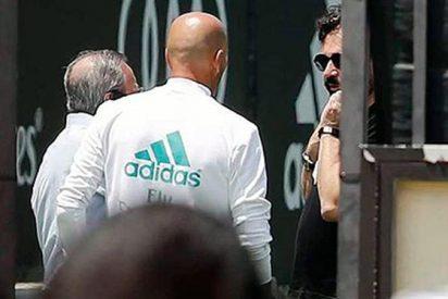 ¿Gabinete de crisis? La vía de agua que pone en jaque a Zidane (y a Florentino Pérez) en Los Ángeles