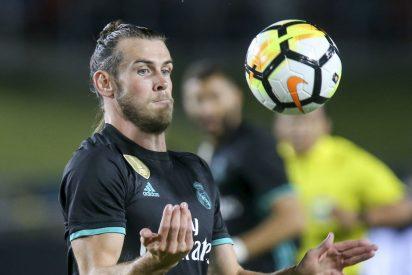 Zidane coge por banda a Gareth Bale: el francés enfila al crack del Madrid con una advertencia