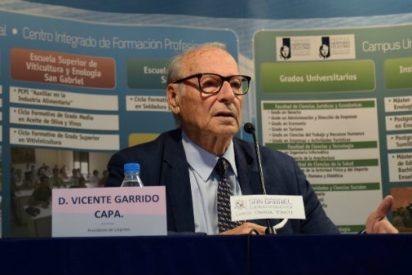 """Vicente Garrido Capa: """"Marca España se hace haciéndola, no con proclamas y bombo"""""""