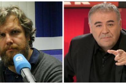 Gistau le mete una hostia con la mano abierta a la tertulia progre de Ferreras por procesar a Rajoy