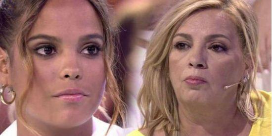 Bronca histórica entre Gloria Camila y Carmen Borrego en 'SV2017'