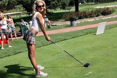 Tremenda polémica: a las golfistas americanas les prohibes los escotes y la faldita sexy