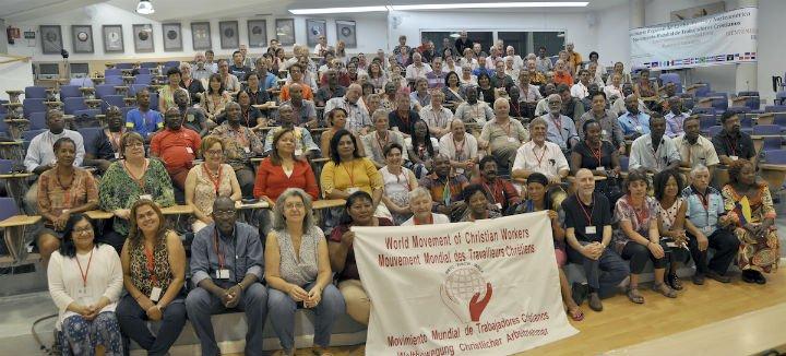 """Los trabajadores cristianos exigen a los estados que """"garanticen un salario social o renta de ciudadanía"""""""