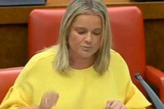[VÍDEO] Zasca histórico de la hermana de Miguel Ángel Blanco a una diputada de Podemos