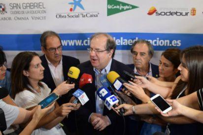 """Juan Vicente Herrera: """"El proyecto europeo hoy está débil pero hay que fortalecerlo, no tirarlo a la basura"""""""