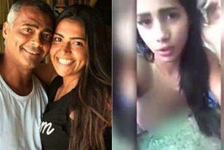 El vídeo 'hot' de la sensual hija del exfutbolista Romario filtrado por unos ladrones