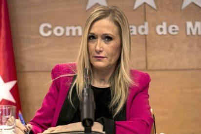 """Cristina Cifuentes. """"Mi meta en 2019 es Madrid, ni valoro ni estoy en la sucesión de Rajoy"""""""