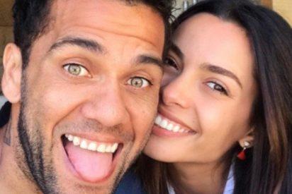 Boda sorpresa de Dani Alves y Joana Sanz en Formentera