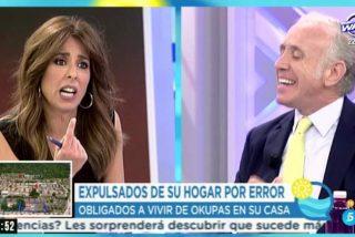 [VÍDEO] Bronca épica entre Ana Terradillos y Eduardo Inda por Venezuela y Podemos