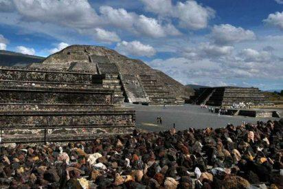 Descubren en Teotihuacán una representación del inframundo