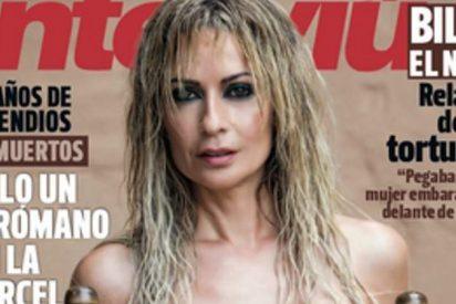 Olvido Hormigos se desnuda para 'Interviú'