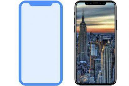 Apple revela por error que el próximo iPhone tendra pantalla 'sin bordes'