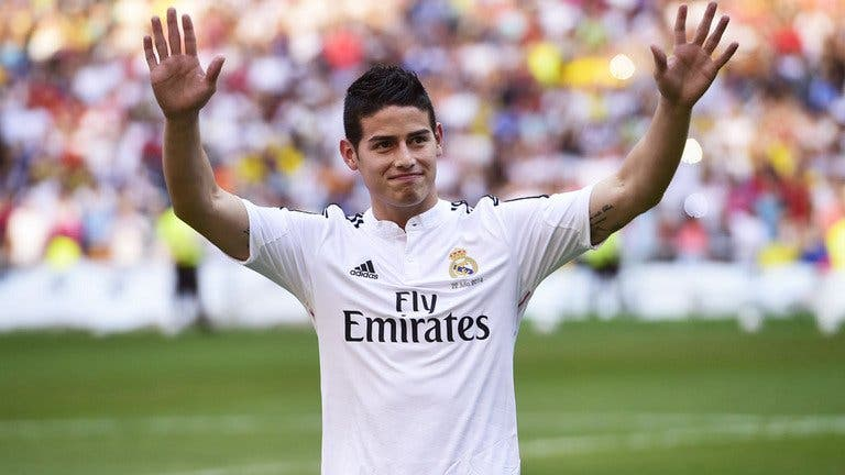 El gol que James Rodríguez le ha colado a Florentino Pérez (y al Real Madrid)