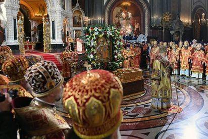 2,5 millones de rusos veneraron las reliquias de San Nicolás