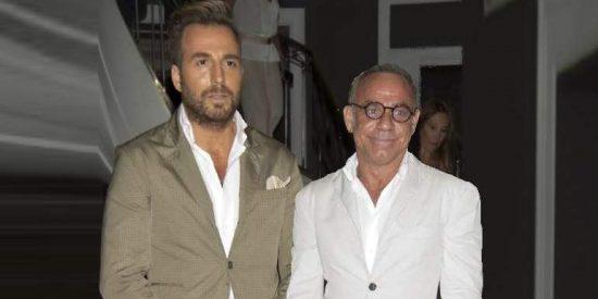 Joaquín Torres y su pareja Raúl Prieto hacen su presentación en sociedad