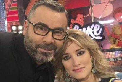 Alba Carrillo se cabrea y deja con el culo al aire a Jorge Javier Vázquez
