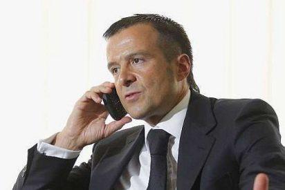 Florentino Pérez no puede con Jorge Mendes: La llamada pidiendo ayuda para cerrar un fichaje