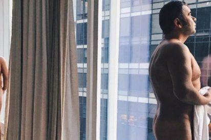 La estrategia de los famosos para salir en cueros saltándose la censura en Instagram