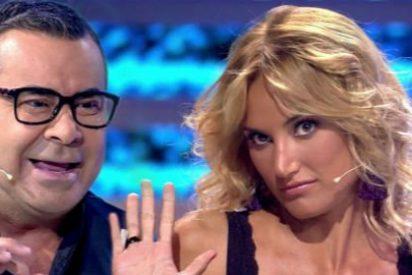 """Telecinco nos tima con la bronca entre Alba Carrillo y Jorge Javier Vázquez: """"¡Desagradecida!"""""""
