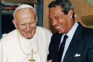 Muere Joaquín Navarro-Valls, portavoz del Vaticano durante 22 años