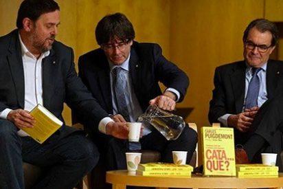 Si por fumar en un bar te cascan 10.000 euros, ¿por qué no les cae un millón a quienes quieren romper España?