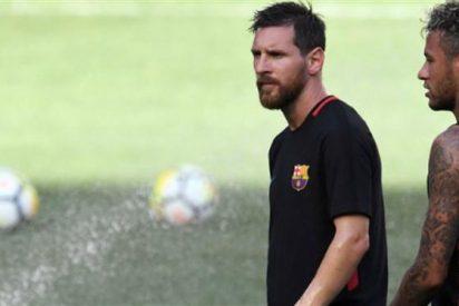 La cara de bronca de Messi: el último lío que tapan en el Barça con Valverde