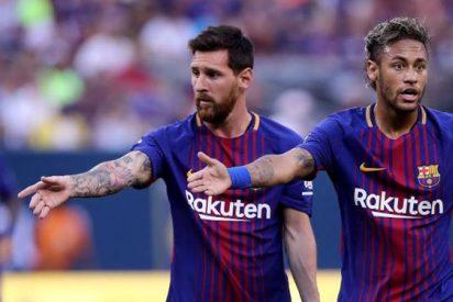 La cara de pocos amigos de Messi: el último lío que tapan en el Barça con Valverde