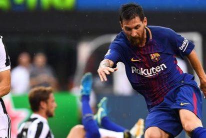 La estrella italiana que se cuela en la agenda del Barça para acompañar a Messi