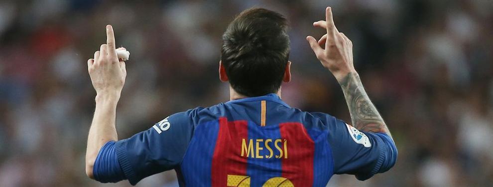 La jugada de Messi para traer a Marco Verratti al Barça