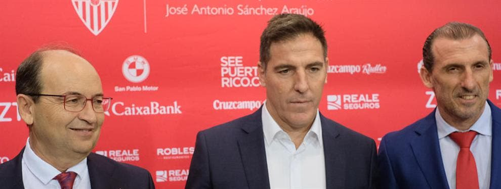 La noticia 'bomba' escondida para Berizzo en el fichaje de Luis Muriel por el Sevilla