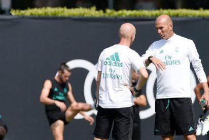 La nueva lista de fichajes que Zidane le ha pasado a Florentino Pérez viene con sorpresa