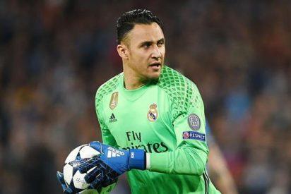 La oferta (desorbitada) que ha recibido el Madrid por Keylor Navas y que acelera un fichaje Top