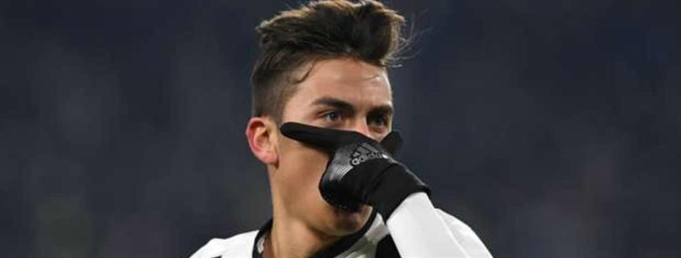 La oferta galáctica del Barça que la Juventus rechazó por Dybala