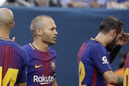 La preocupación de Messi con un jugador del Barça (y no es el único)