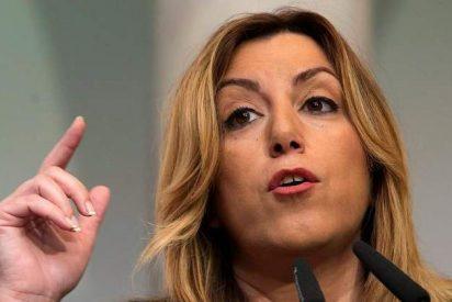 Susana Díaz se queda sin rival y gana las primarias del PSOE en Andalucía
