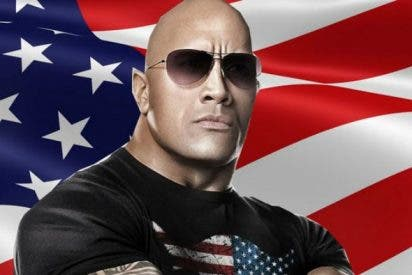 'La Roca' Dwayne Johnson for president