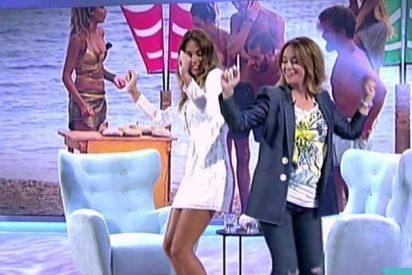 """[VÍDEO] Así de sexy baila y canta Lara Álvarez """"Despacito"""" con Toñi Moreno"""