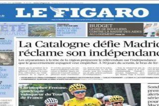 """Carles Puigdemont: """"Si el Constitucional me inhabilita, no aceptaré esa decisión"""""""